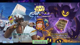 A Hat in Time Nintendo Switch