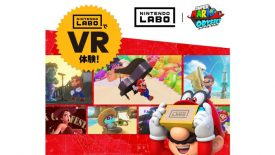 Super Mario Odyssey VR Mode nintendo Switch