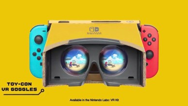 The Legend Of Zelda: Breath Of The Wild Super Mario Odyssey Nintendo Labo VR Nintendo Switch