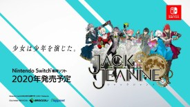 Jack Jeanne Nintendo Switch
