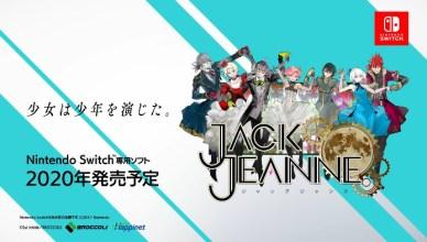 Jack Jeanne Nintendo Switch