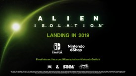 Alien Isolation Nintendo Switch