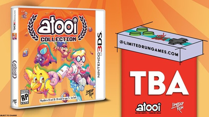 Limited Run Games Ha Annunciato Atooi Collection per Nintendo 3DS