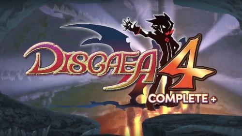 Disgaea 4 Complete Plus Nintendo Switch