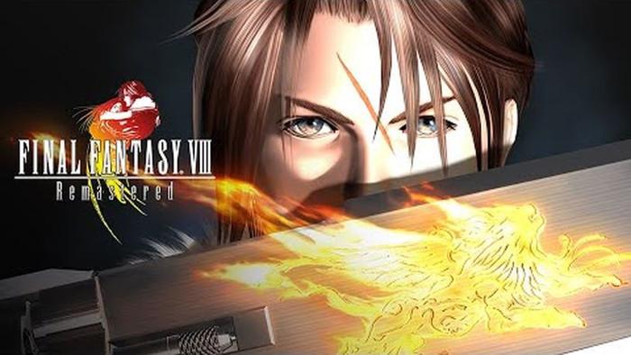 Final Fantasy VIII Remastered Nintendo Switch