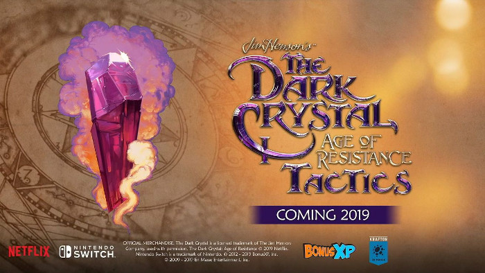 Jim Henson's The Dark Crystal Age of Resistance Tactics Annunciato per Nintendo Switch