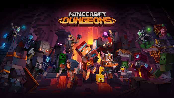 Cross-Play di Minecraft Dungeon in Arrivo a Novembre