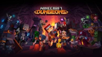 Minecraft Dungeons Nintendo Switch
