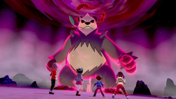Gioco Multiplayer in Pokémon Sword e Pokémon Shield