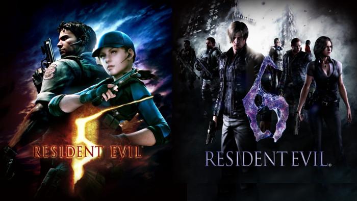 Resident Evil 5 e 6 Annunciati per Nintendo Switch