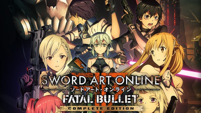 Sword Art Online: Fatal Bullet Complete Edition Nintendo Switch