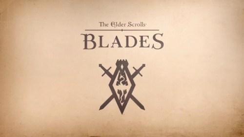 The Elder Scrolls Blades Nintendo Switch