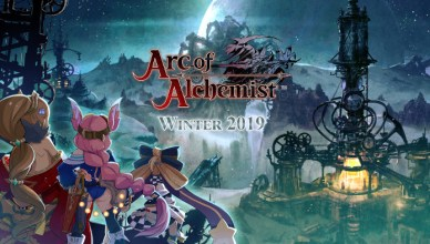 Arc Of Alchemist Nintendo Switch