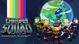 Chroma Squad Nintendo Switch