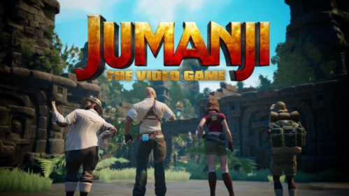 Jumanji The Video Game Nintendo Switch