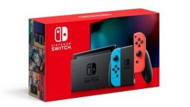 Nintendo Switch BlueRed