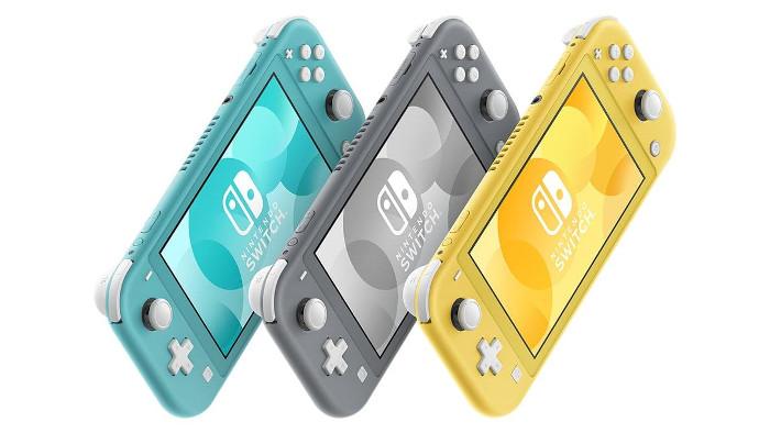 Nintendo Switch Lite: È Ufficiale