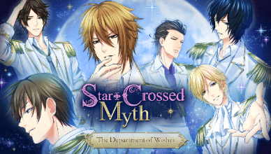 Star-Crossed Myth Nintendo Switch
