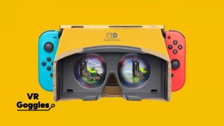 Captain Toad VR Nintendo Switch