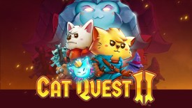 Cat Quest II The Lupus Empire Nintendo Switch