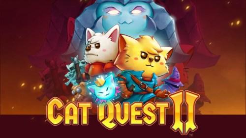 Cat Quest II The Lupus Empire Nintendo Switch