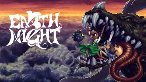 EarthNight Nintendo Switch