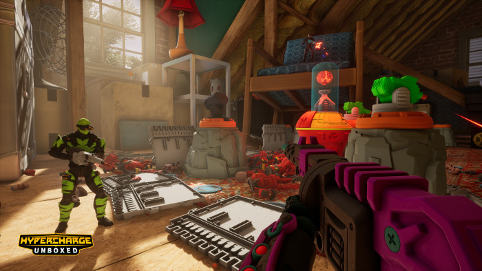 Hypercharge: Unboxed Arriva su Nintendo Switch in Inverno
