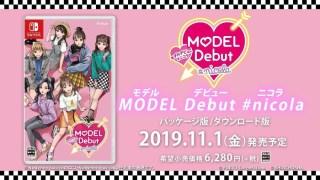 Model Debut #nicola Nintendo Switch