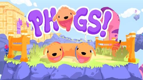 Phogs! Nintendo Switch