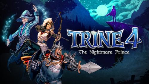 Trine 4 The Nightmare Prince Nintendo Switch