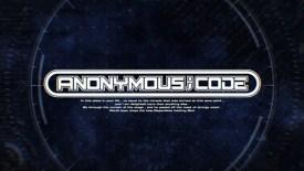 Anonymous Code Nintendo Switch