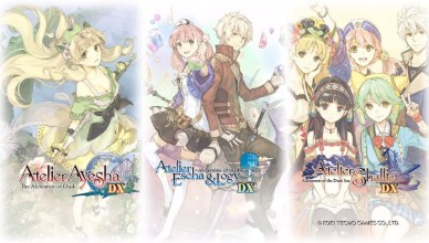 Atelier Dusk Trilogy Deluxe Pack Nintendo Switch