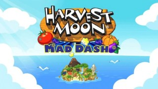 Harvest Moon: Mad Dash Nintendo Switch