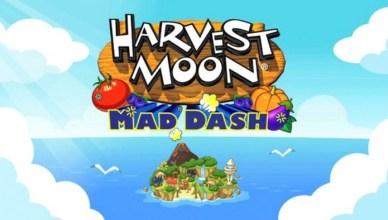 Harvest Moon: Mad Dash Nintendo Switch