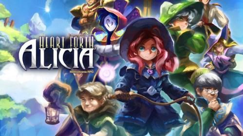 Heart Forth Alicia Nintendo Switch