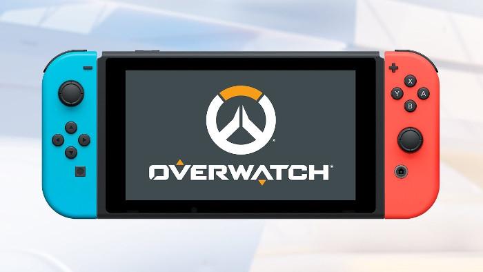 Overwatch Arriva su Nintendo Switch ad Ottobre