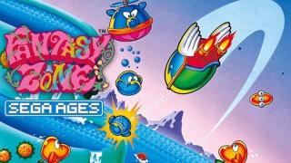 Sega Ages Fantasy Zone Nintendo Switch