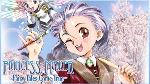 Princess Maker 3 Fairy Tales Come True Go Go Princess Nintendo Switch