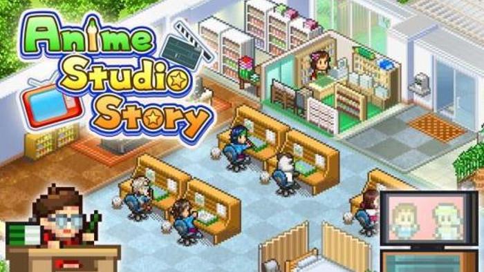 Anime Studio Story Nintendo Switch