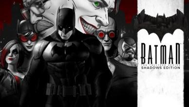 Telltale Batman Shadows Edition Nintendo Switch