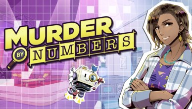 Murder By Numbers Nintendo Switch