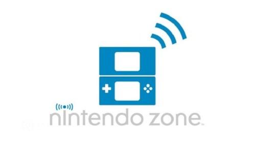 Nintendo Zone Nintendo 3DS Stations