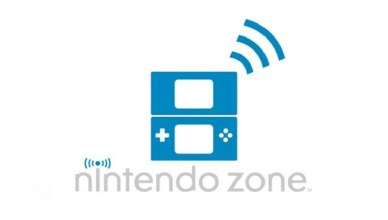 Nintendo Zone Nintendo 3DS Stations