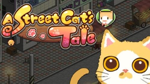 A Street Cat's Tale Nintendo Switch