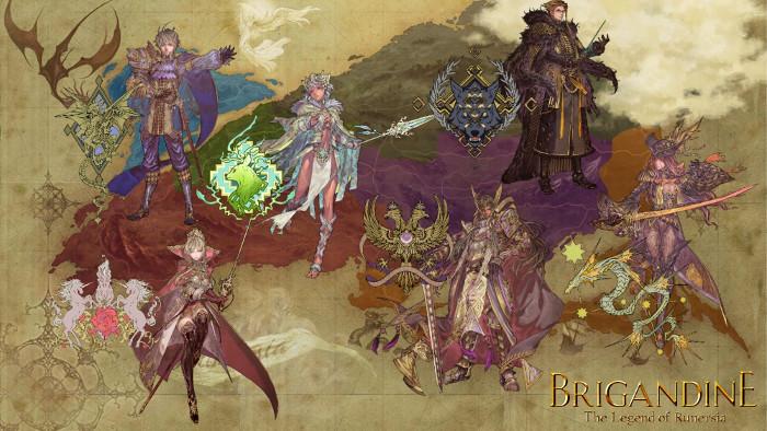 Brigandine The Legend of Runersia Invaderà i Nintendo Switch di Tutto il Mondo a Giugno