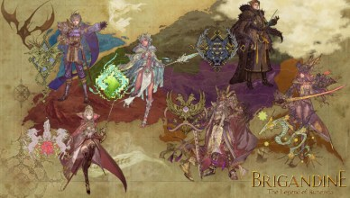 Brigandine The Legend of Runersia Nintendo Switch