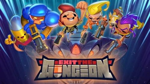 Exit the Gungeon Nintendo Switch