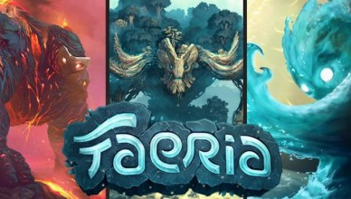 Faeria Nintendo Switch
