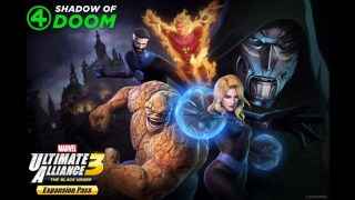 Marvel Ultimate Alliance 3 Fantastic Four Shadow of the Doom Nintendo Switch