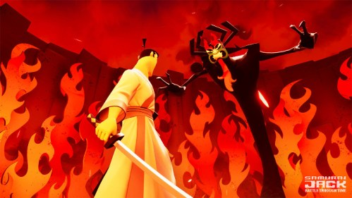 Samurai Jack: Battle Through Time Nintendo Switch